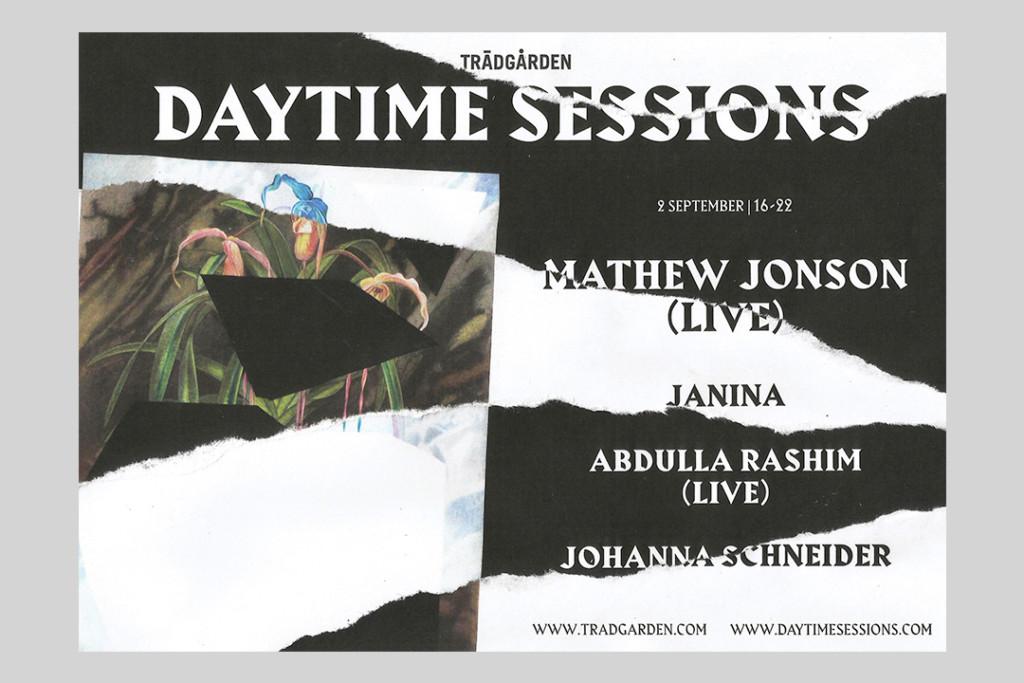 RIKKE LANDLER Daytime Sessions 2016 Copy